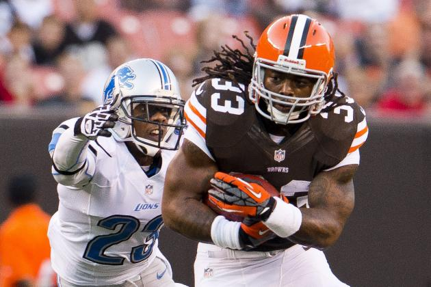 Why Hasn't the Browns' Running Game Gained Traction Yet?
