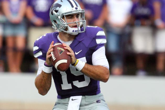 Debate: Predict the Final Score of Kansas State vs. Texas