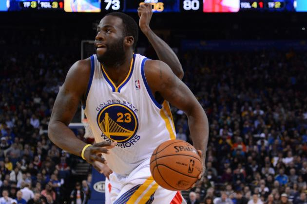 Golden State Warriors' Draymond Green Takes on Heavier Load