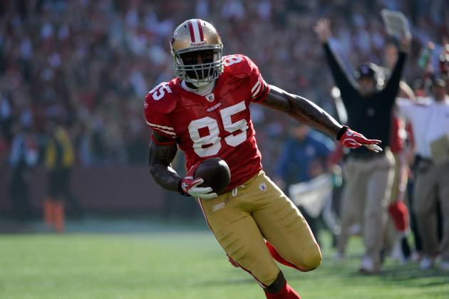 Vernon Davis' Fantasy Trade Value, Updated Outlook Heading into Week 3