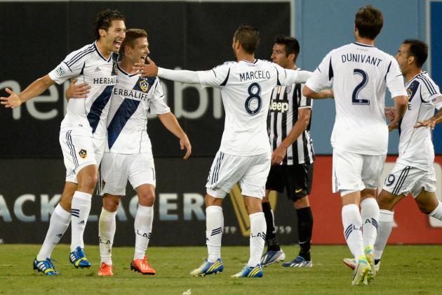 LA Galaxy vs. I Metapan: Date, Time, Live Stream, TV Info and Preview