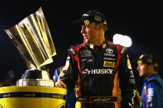 Complete Preview for NASCAR Sprint Cup Series Chase Race No. 2 at New Hampshire