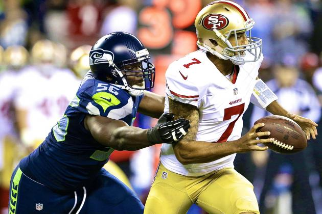 Did the Seahawks Show the Ultimate Game Plan for Shutting Down Colin Kaepernick?