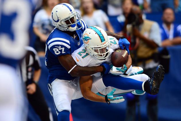 Why the Colts Offense Fell Apart in Second Half Against the Miami Dolphins