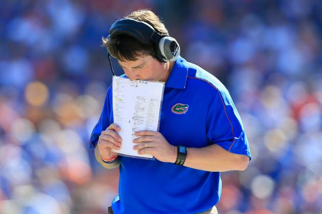 Florida Gators Will Muschamp in a Must-Win Situation Against Tennessee