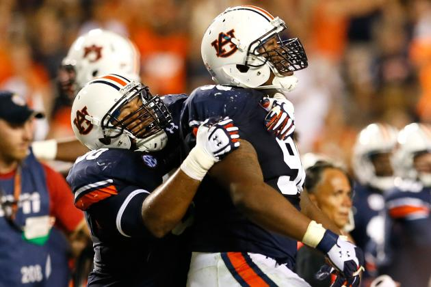 Auburn Football: Ellis Johnson's Defense Has Found Its Clutch Factor