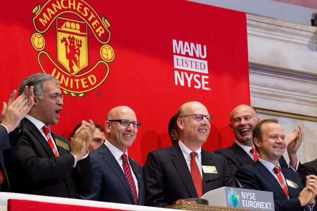 Manchester United Forecast Big 2013/14 Profits with Help of Television Revenue