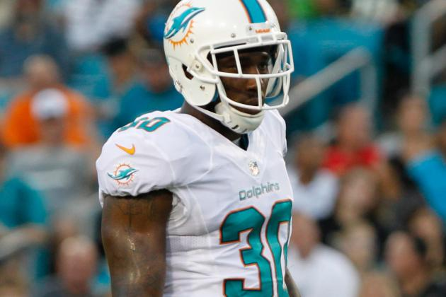 Dolphins Safety Chris Clemons Is Held out of Practice