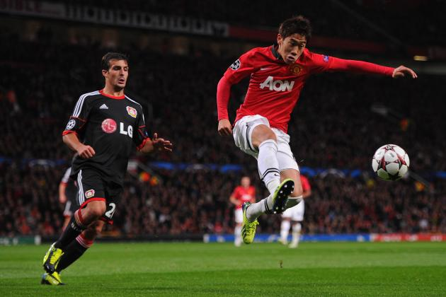 Shinji Kagawa and Michael Chopra Lead Asian Football Awards 2013 Nominations