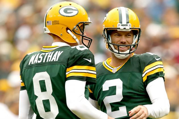 Packers' Tim Masthay, new to kickoffs, aims for end-zone seats
