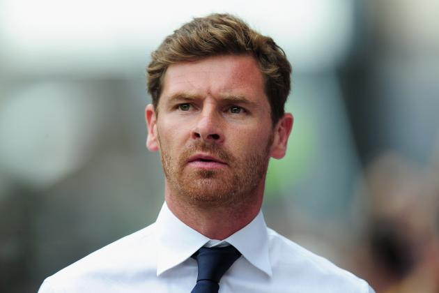 Tottenham Boss Andre Villas-Boas Unhappy with Busy Fixture List