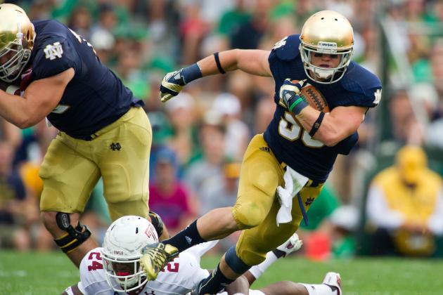 Ground Game Key in ND-MSU Matchup