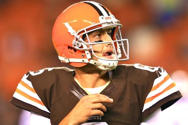 Brian Hoyer, Not Jason Campbell, Will Start for Browns with Brandon Weeden Out
