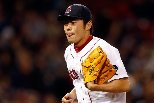 How Koji Uehara Viewed End of Streak