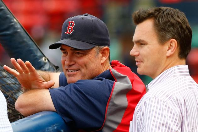 Farrell Offers Few Clues on Playoff Rotation
