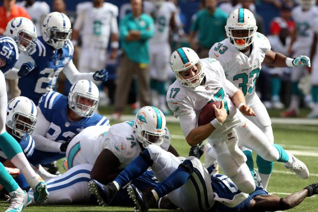 Miami Dolphins to Challenge New England Patriots in AFC East?