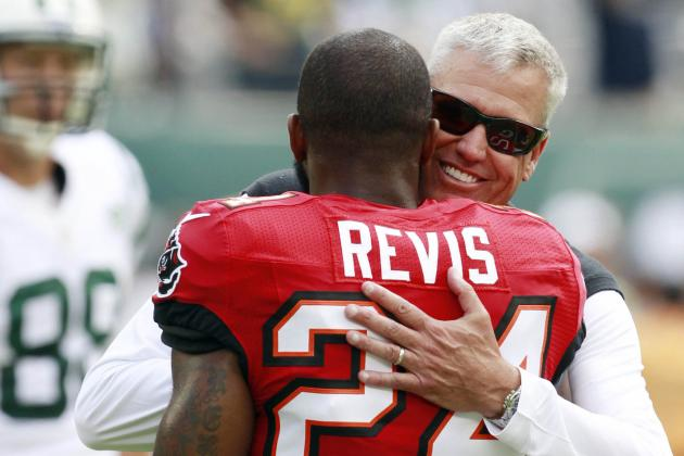 Is Revis Longing for Rex and His System?