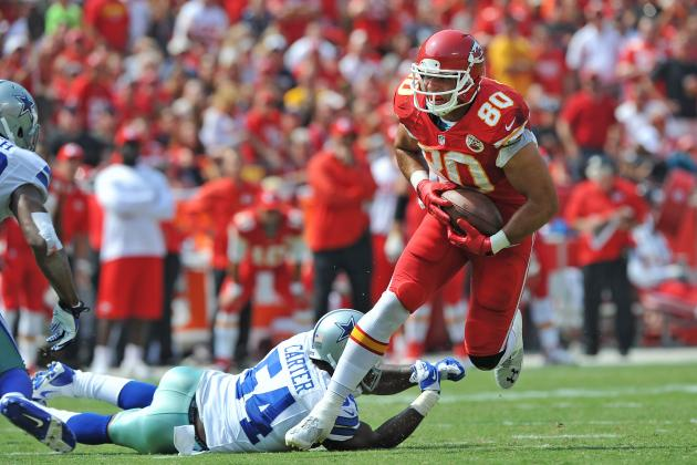 Fasano Doubtful, Flowers and Kelce Questionable