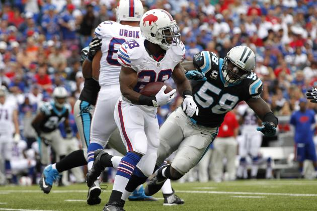 Defense Ready for Bills Running Back C.J. Spiller