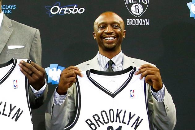 Nets' Terry: Trash-Talking Knicks Is for 'Fun'