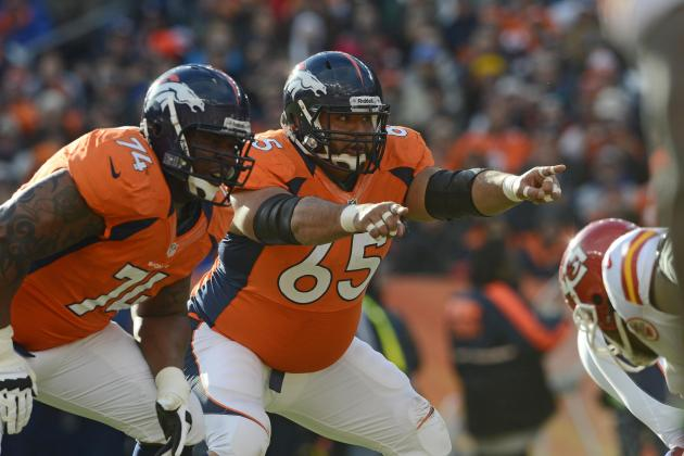 Broncos See Return on Second Chances