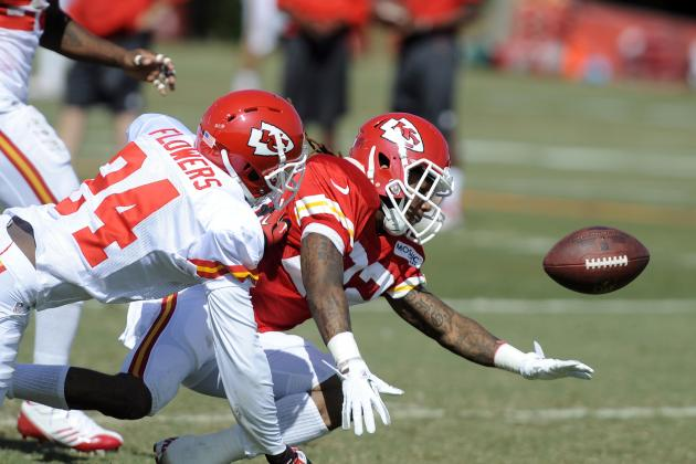 Chiefs TE Anthony Fasano Doubtful for Tomorrow's Game vs. Eagles