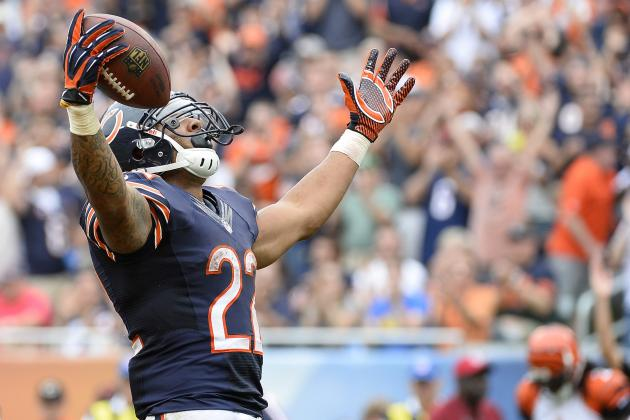 Marc Trestman's Commitment to RB Matt Forte Is Paying off for Chicago Bears