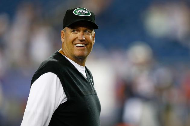 How Can Rex Ryan's Defense Contain Buffalo Bills QB EJ Manuel?