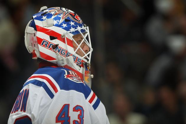 NY Rangers Release Johan Hedberg from PTO; Biron Secures Backup Role