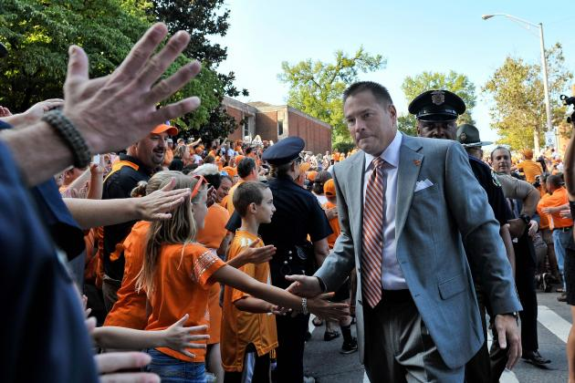 Tennessee vs. Florida: Will New-Look Vols Finally Break 8-Game Losing Streak?