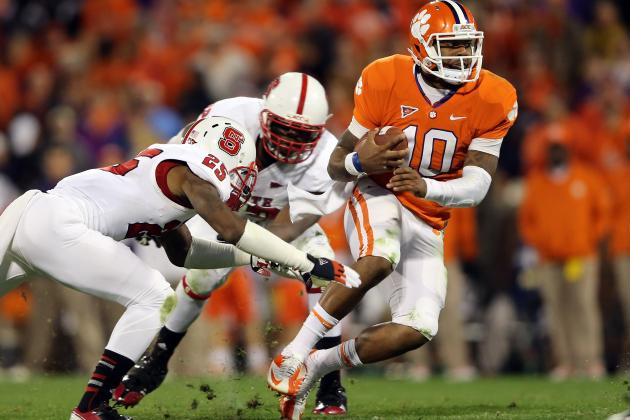 Clemson Tigers vs. NC State Wolfpack Betting Odds, Preview, Prediction