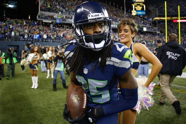 Wednesday Round-Up: Richard Sherman Named NFC Defensive Player...