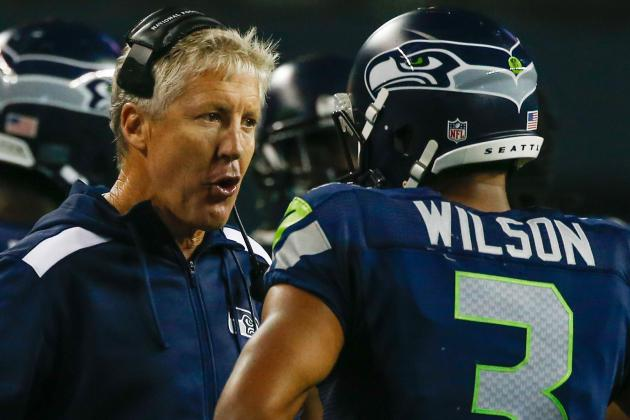 Seahawks Contact NFL Front Office About Hit on Russell Wilson