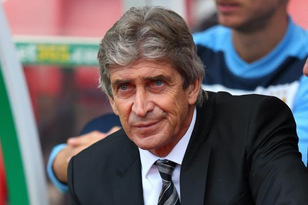 City Boss Manuel Pellegrini Delighted with Plzen Win