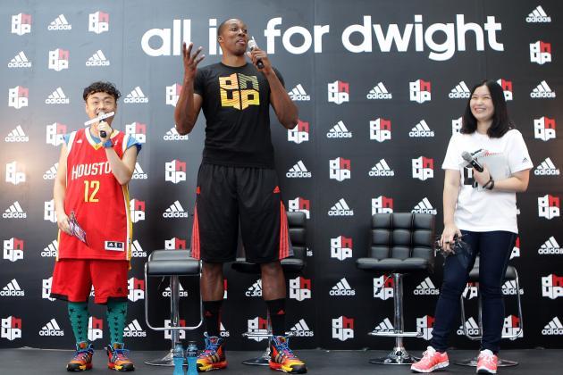 Can Houston Rockets Era Rehabilitate Dwight Howard's Shaken Image?
