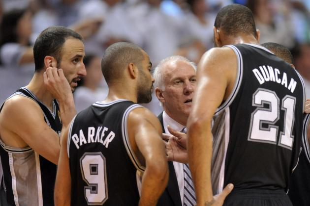 ESPN Ranks Spurs Second-Best Franchise in Sports