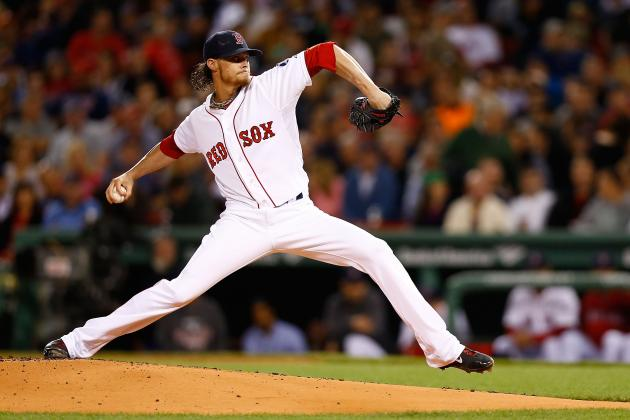 Is This the Same Clay Buchholz That Dominated the First Half?
