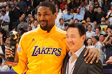 Introducing NBA Lead Writers: Los Angeles Lakers Columnist, Kevin Ding