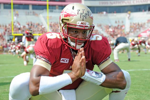 FSU QB Jameis Winston Talks About Upcoming Bethune-Cookman Game