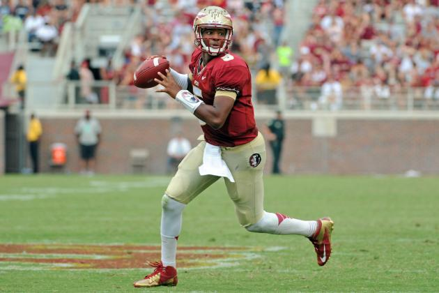 FSU QB Jameis Winston Earning Early Heisman Buzz