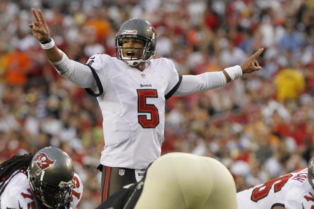QB Watch: Buccaneers Josh Freeman
