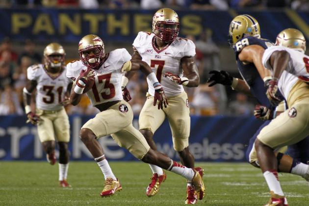 Jalen Ramsey Is FSU's First True Freshman to Start at CB Since Deion Sanders