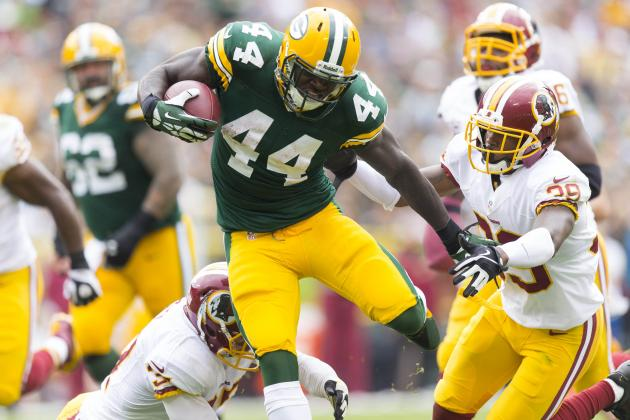 James Starks Will Be Green Bay Packers Starter