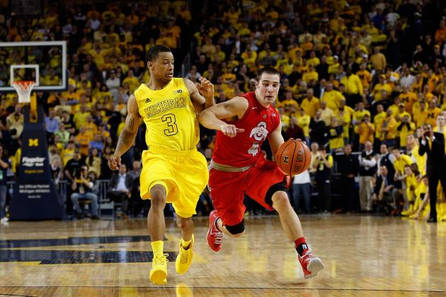 Who Will Have Upper Hand in Ohio State-Michigan Basketball Rivalry in 2013-14?