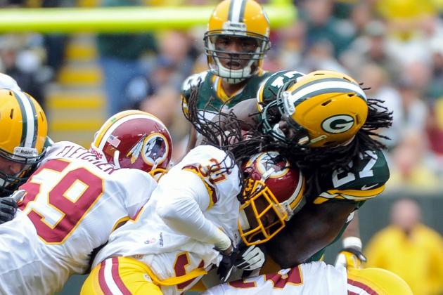 Brandon Meriweather Reportedly Fined $42K for Hit on Eddie Lacy