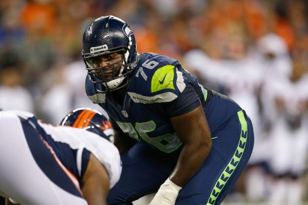 Okung out Sunday, McQuistan to Replace at LT