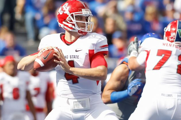 Fresno State Quarterback Is a Man on a Mission