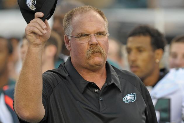 Andy Reid Returns to Philly with What Is Only Temporarily a Complicated Legacy