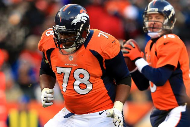 How the Denver Broncos Will Adjust to Playing Without Ryan Clady