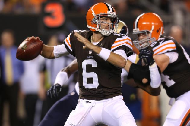 What Rob Chudzinski Gains by Starting Brian Hoyer